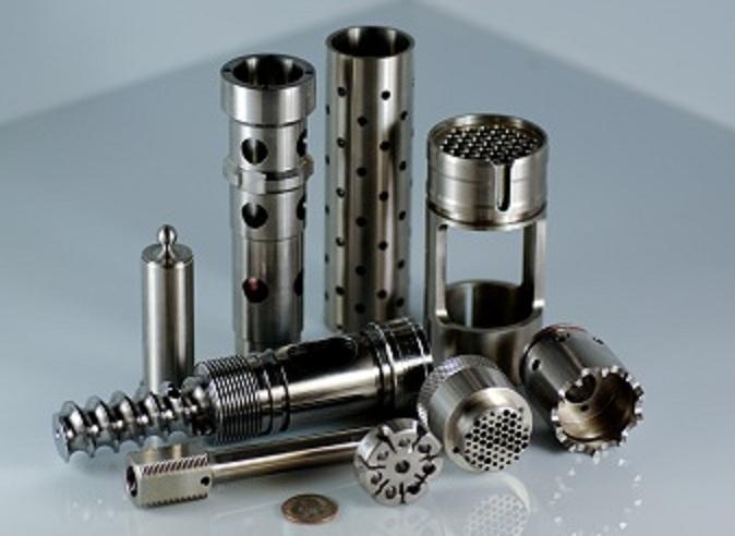 machine shop custom parts